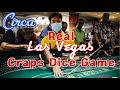 Casino Craps Dice Sizes - Las Vegas - - YouTube