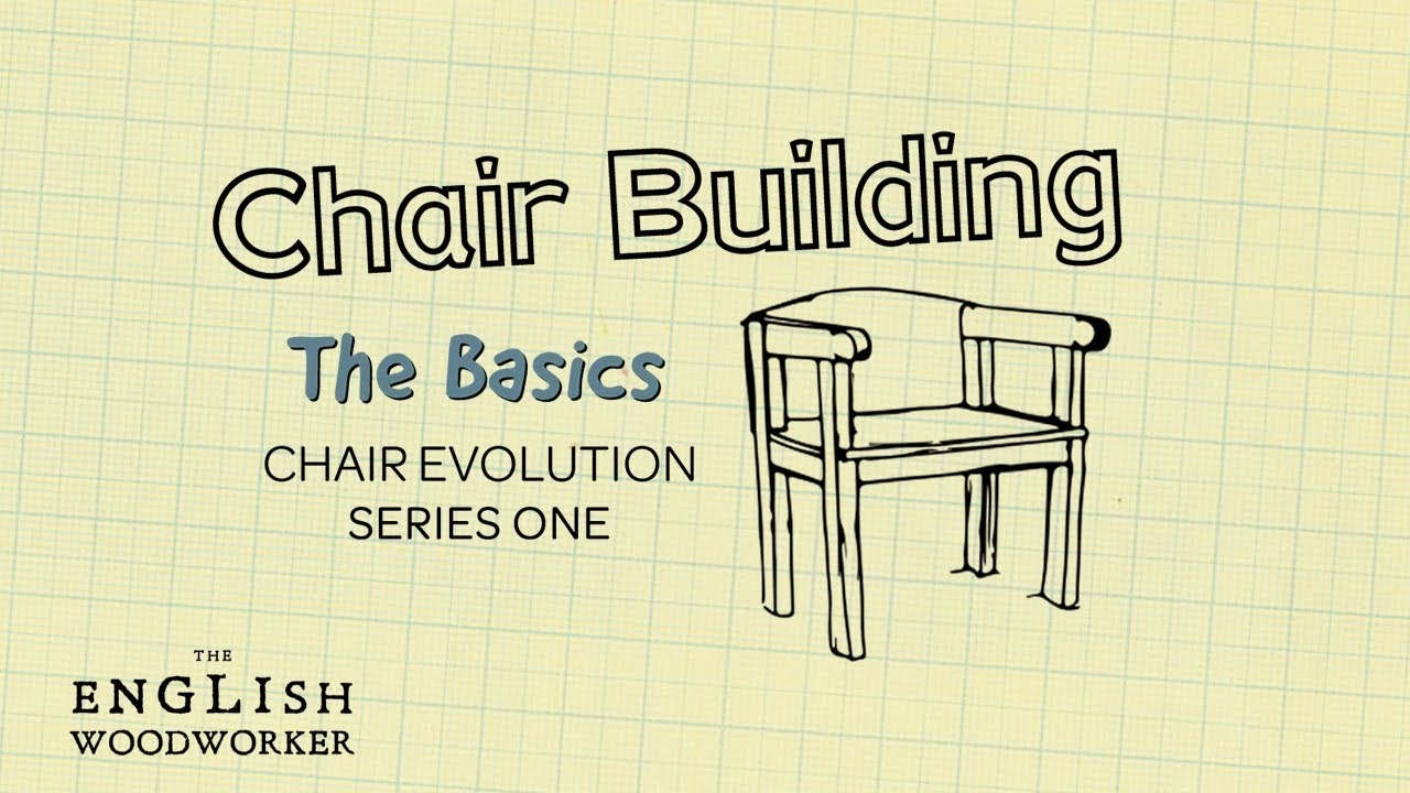 How To Build A Chair With Basic Hand Tools