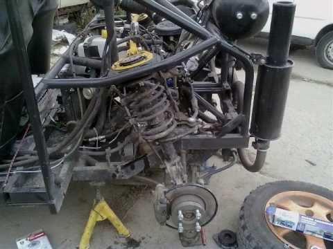 Создание багги (buggy)
