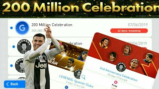 """REWARDS """"NEW"""" ACCOUNT PACK OPENING 😱😱 PES2019 MOBILE"""