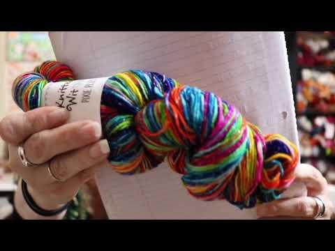 Knitter's Gotta Knit Podcast Stitch Six