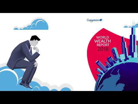The World Wealth Report 2018 from Capgemini