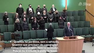 17/10/2021 - 11h - Rev Juarez Marcondes Filho  #LIVE
