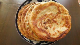 Какая Вкуснятина из Доступных продуктов! Катлама с Творогом/узбекский катлама [УЗБЕКСКАЯ КУХНЯ]