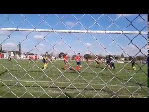 Independiente (América) 1 - 2 Huracán F.C. (Carlos Tejedor)