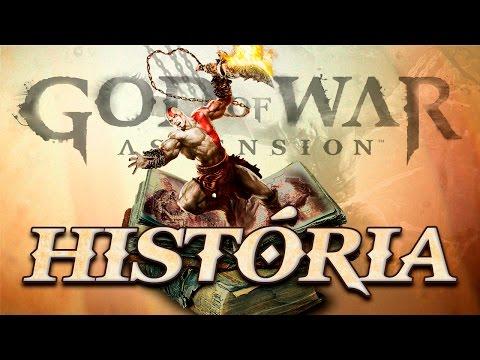 A HISTÓRIA DE GOD OF WAR ASCENSION