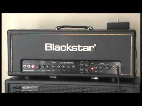 blackstar ht stage 100 demo review youtube. Black Bedroom Furniture Sets. Home Design Ideas