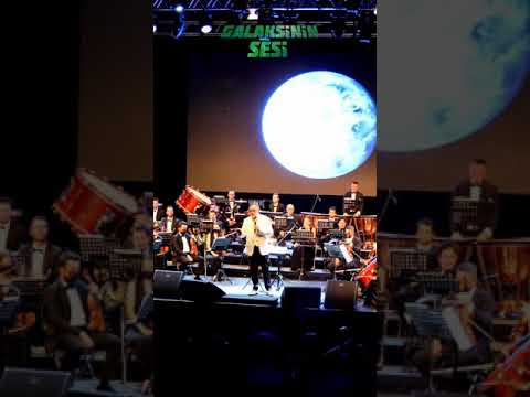 Darth Vader takes over the orchestra #shorts #istanbul #harbiye  #imperialmarch #vader