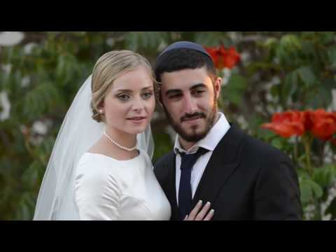 Ruth \u0026 Mendel Wedding Highlights