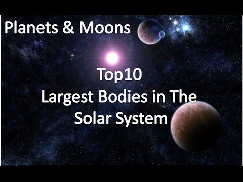 planets biggest moons - photo #22