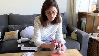Yvelines | DIY : Fabriquer votre trophée lapin de Pâques