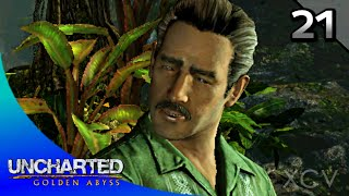 Uncharted: Golden Abyss Walkthrough Gameplay Part 21 · Chapter 21: Without a Paddle