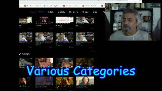 Categories On #kimsvideowall Listed with Easy Access