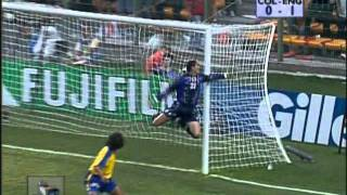 World Cup 1998 | Group G | England - Colombia | 2-0 | Highlights