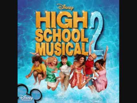 High School Musical 2 - Work This Out - Lyrics