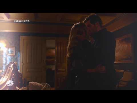 [6X01] Nick & Adalind passionate kiss