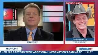 MidPoint | Ted Nugent comments on gun control, gay marriage, and the president