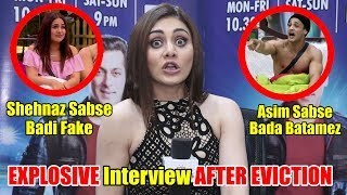 Shefali Jariwala EXCLUSIVE Interview After Eviction Bigg Boss 13 | Weekend Ka Vaar Special