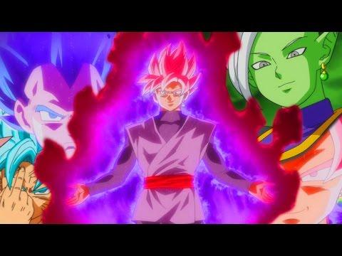 Goku, Vegeta e Trunks VS Black e Zamasu -Bring Me To Life(AMV)