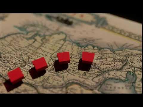 blender- map travel / last travel animation