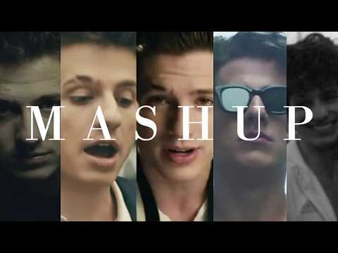 Charlie Puth - Attention, How Long, Done For Me, WDTA and Marvin Gaye (Mashup Video)