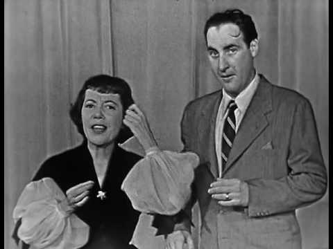 SID CAESAR: Cocktail Party PANTOMIME YOUR  OF S, Feb 7. 1953