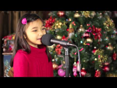 6 Yr Old Singing Put a Little Holiday in Your Heart LeAnn Rimes  Angelica Hale