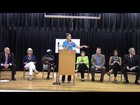2017 Atlantic Beach Primary Election Forum Video