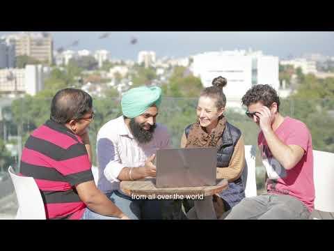 Study In Israel Virtual Fair Promotional Video