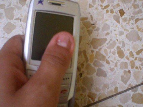 My Samsung E250!