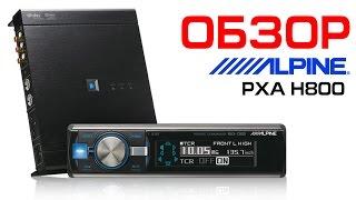 Обзор процессора Alpine PXA H800