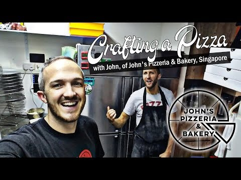John's Pizzeria & Bakery - Singapore