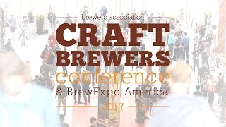 Relive the 2017 Craft Brewers Conference