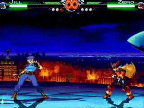 DW Mugen: Going out with a Bang