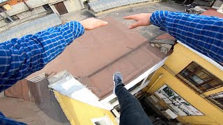 Parkour POV Chase - Mission Istanbul