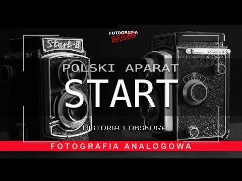 🚩Polski Aparat - START - Historia I Obsługa - Fotografia Jest Fajna