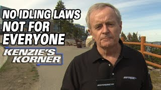 No Idling Laws Not For Everyone - Kenzies Korner