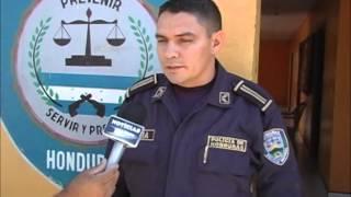 Clase II Mejía - Reporte Policial