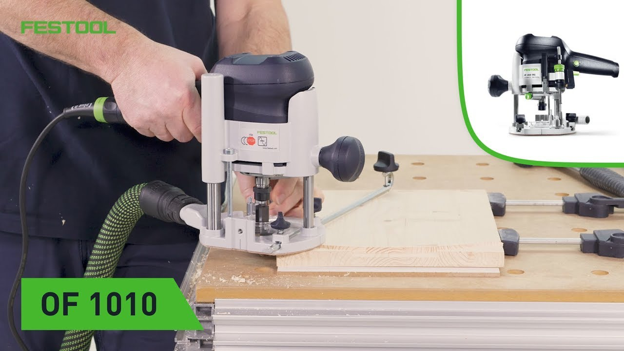 festool tv folge 128 arbeiten mit dem stangenzirkel und oberfr se of 1010 youtube. Black Bedroom Furniture Sets. Home Design Ideas