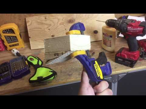 How to Make a Jig for Drilling Angled Holes