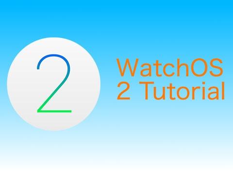 WatchOS 2 tutorial 4: Linking UI to Logic