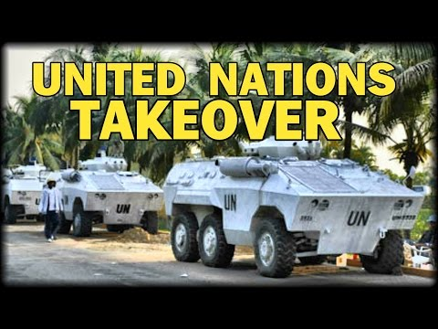 This United Nations Takeover Will Enrage You! Prepare Your Kids For The Unthinkable! | Lisa Haven