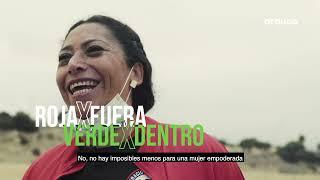 #RojaXFueraVerdeXDentro: Los Naranjos
