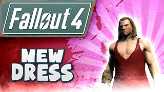 Fallout 4 Gameplay #2 - New Clothes