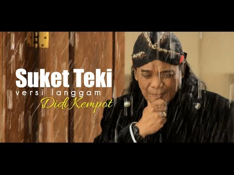 Suket Teki (Langgam Version) - Didi Kempot [OFFICIAL]