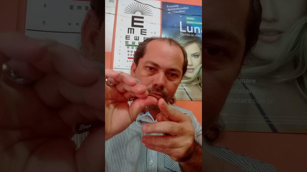 Como ajustar um óculos quando ele estiver folgado no rosto  - YouTube 81bb63cd90
