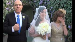 Repeat youtube video Hannah & Alon's chuppah - music by Netanel Kuperman