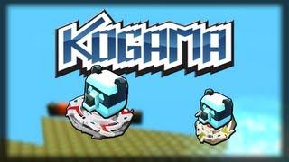 Jogando Kogama - Pandas Beyblades!
