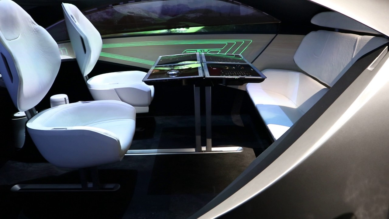 ces 2017 panasonic concept car youtube. Black Bedroom Furniture Sets. Home Design Ideas