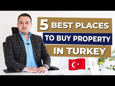 Best Places to Buy property in Turkey (🔥5 Best Locations Revealed🔥)